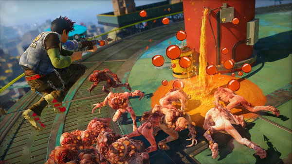 sunset overdrive OD