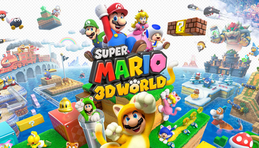 Super Mario 3D World Review – Magical Mayhem