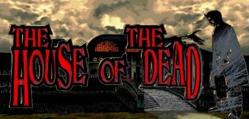 The House of the Dead retro reflection