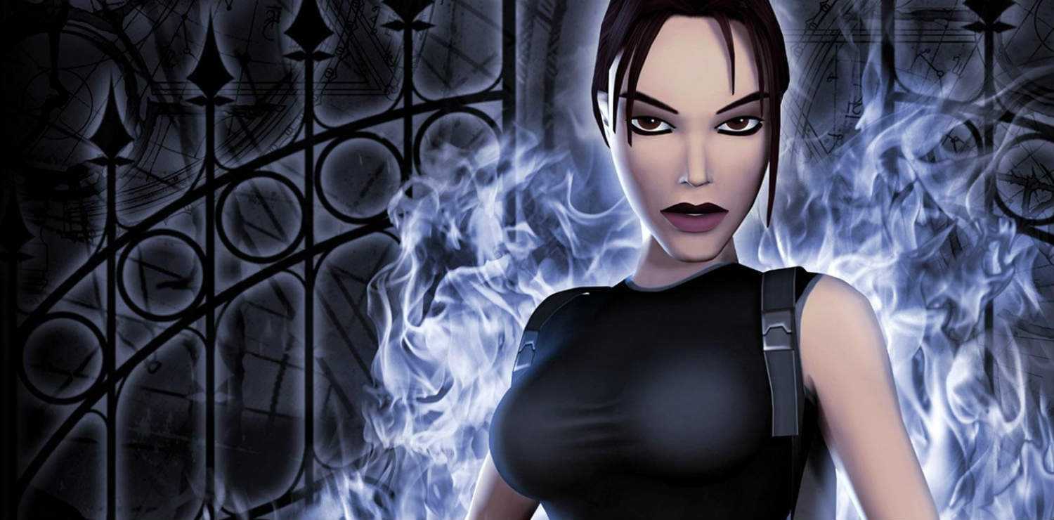 Tomb Raider Angel of Darkness retro reflection