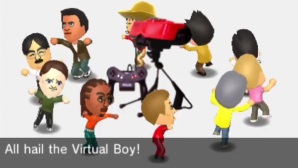 Okay, we admit it: Tomodachi Life is propaganda for the Virtual Boy's second coming.