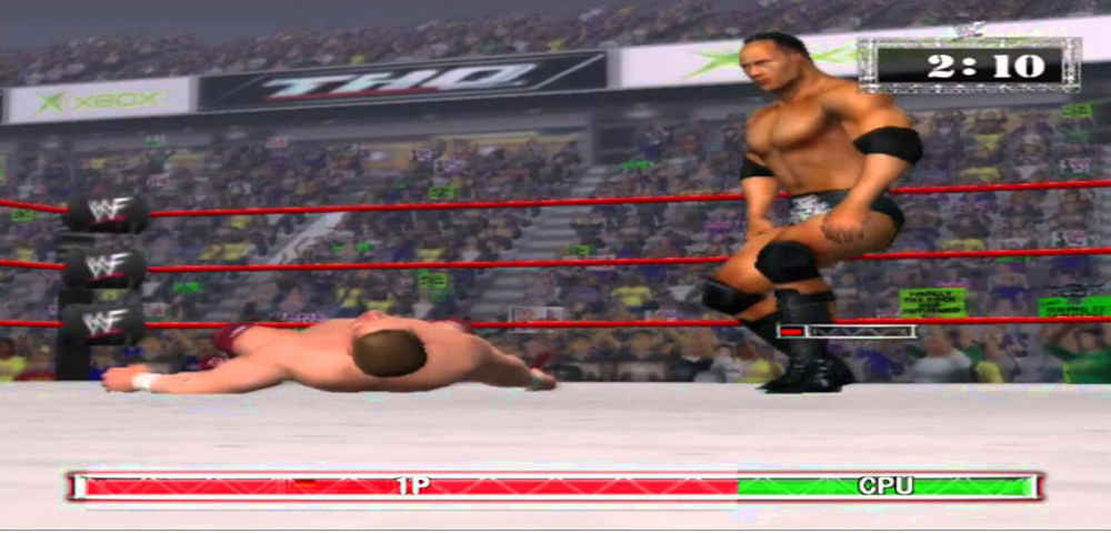 WWF Raw worst wrestling games