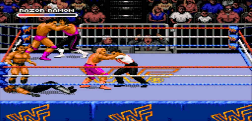 WWF Royal Rumble best wrestling games